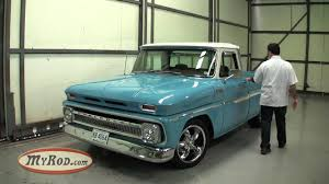 1965 Chevy Truck fuel injected RESTO-MOD - YouTube