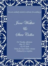 free wedding invitation templates word excel pdf Wedding Invitation Word Templates Free Wedding Invitation Word Templates Free #24 wedding shower invitation templates word free