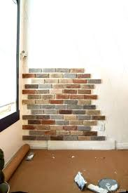 painting interior brick stylish ideas for painting interior brick walls wall best veneer on in installation