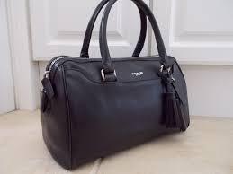 ... legacy haley satchel leather sale 09199 195db closeout coach satchel in  black.