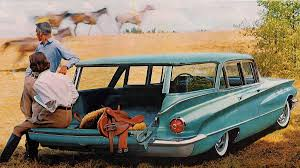 American station wagons from 1960 photo gallery