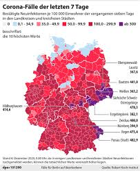 LATEST: Germany records 23,449 new Covid-19 cases amid call for tighter  regional restrictions - The Local