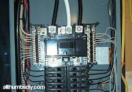 wiring sub panel to main panel diagram how to install a 100 amp Wiring Diagram For Sub Panel installing a new subpanel part 1 wiring sub panel to main panel diagram wiring sub panel wiring diagram for sub panel for outbuilding