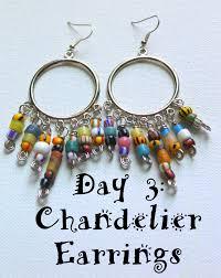 wire wrapping for beginners day 3 chandelier earrings emerging rh kimberliekohler com easy earring ideas handmade wire jewelry