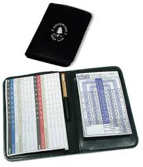 golf log leather golf log buy cheapest leather golf log at online store