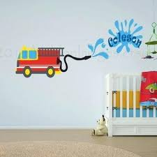 saveenlarge fire engine wall decals