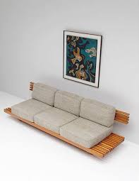 funky furniture ideas. 1960s Handcrafted Sofa Funky Furniture Ideas T