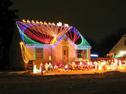 Outdoor Christmas Light Design Ideas 40 Outdoor Christmas Lights Decorating Ideas All About
