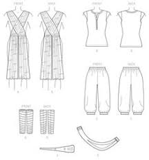 Star Wars Costume Patterns Awesome Rey's Shirt Pattern Costuming Rey Pinterest Patterns