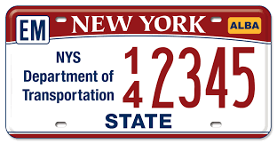 and here the new york state department