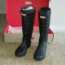 34% off Hunter Shoes - Hunter Original Tall boot quilted upper ... & Hunter Shoes - Hunter Original Tall boot quilted upper size 10 Adamdwight.com