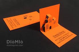 Unique Interior Designer Business Card DioMioPrint Extraordinary Business Cards Interior Design
