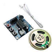 Isd1820 Ses Mikrofon Devre Kaydedilebilir Kaydedici Ses Kayıt Modülü - Buy Ses  Kayıt Modülü Product on Alibaba.com