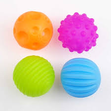 ball toys. baby touch hand ball toys training massage soft for balls with