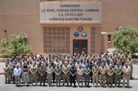 About Combined Maritime Forces Cmf