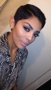 New Hair Style For Black Woman 50 short hairstyles for black women pixie cut black women and 3938 by wearticles.com
