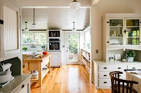 Victorian Kitchen Floor How To Design A Vintage Modern Kitchen Sunset