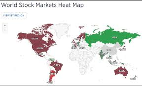 Strawberry Blondes Market Summary Russia Index Poised For