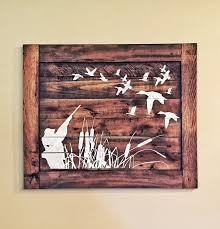 home decor best duck hunting home decor designs and colors