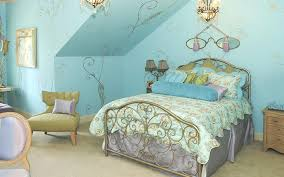 blue bedroom decorating ideas for teenage girls. Fine Ideas Bedroom Amazing Teenage Girls Ideas With Light Blue Floral Pattern  Wall Decor And Beautiful Chandelier Decorating For C