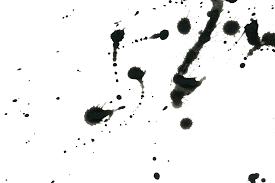 墨の飛び散りテクスチャが全て無料のフリー素材 00407 Beiz Images