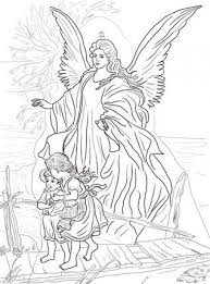 Small Picture Get This Free Printable Angel Coloring Pages for Adults 34C78