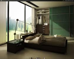green bedrooms. green bedrooms