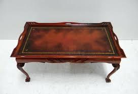 kitchen inlaid coffee table antique leather inlay home bone australia