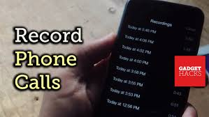 Image result for recording telephone communications  word