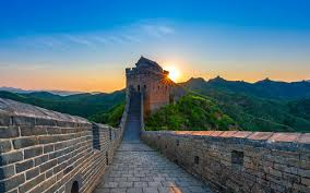 how the great wall of china was built