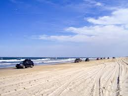 Outer Banks 4x4 Beach Driving Info In Corolla