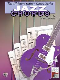 The Ultimate Guitar Chord Series Jazz Chords