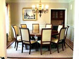 round dining table for 8 8 chair round dining table and sets square size chairs for