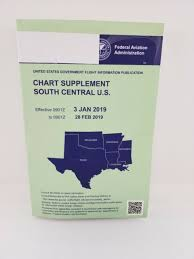 Chart Supplement South Central Us By Federal Aviation Federal Aviation Administration 2017 Paperback