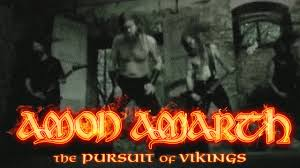 <b>Amon Amarth</b> - The Pursuit Of Vikings (OFFICIAL VIDEO) - YouTube