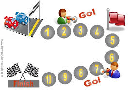 Behavior Charts With Racing Car Sticker Chart Classroom