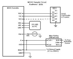 mcas wiring hookup details