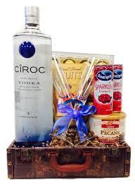 big daddy ciroc vodka gift basket ciroc gift basket engraved ciroc custom ciroc