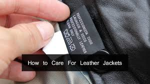 many people may not care about the maintenance and cleaning of the leather jacket they simply use water to rub it when it s stained