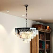 odeon crystal chandelier chandelier size calculator lovely 7 best black nickel prism crystal chandelier images on odeon crystal chandelier