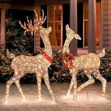 41 best light up reindeer outdoor decorations images on outdoor decorations outside gold reindeer outdoor