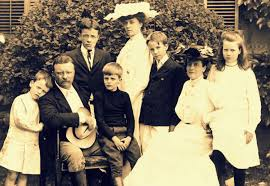 theodore roosevelt the bully pulpit teddy roosevelt and family