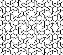 White Pattern Background Enchanting Black And White Islamic Geometric Pattern Background Royalty Free