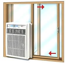 portable air conditioner casement window kit air conditioner portable air conditioner crank window kit