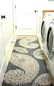 laundry room rugs rug runner top 7