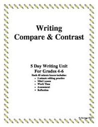 compare and contrast essay writing use during second rotation essay compare and contrast examples