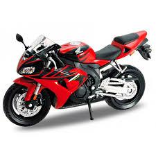 Модель <b>мотоцикла</b> 1:18 <b>Honda CBR1000RR Welly</b>