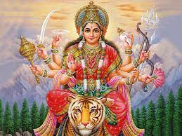 Desktop 3D Maa Durga Wallpapers ...