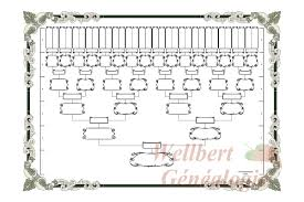 my family tree template blank family tree template 6 generations printable empty to fill