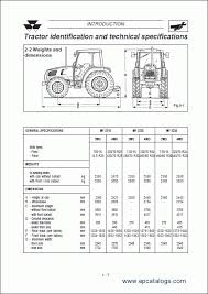 massey ferguson tractor 2210 2225 2235 series repair manual enlarge